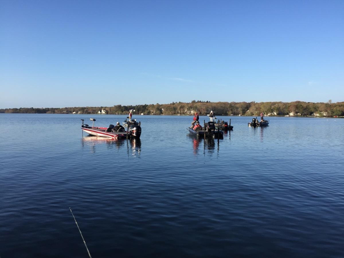 Fishing Report: Wequaquet Lake, May 11,2018