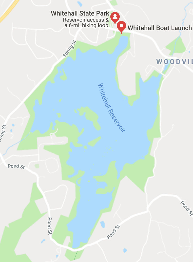 Fishing Report: Whitehall Reservoir, March 30,2019