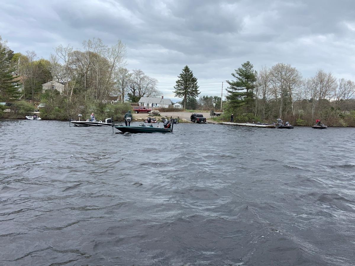 Fishing Report: Monponsett Pond, April 27,2019
